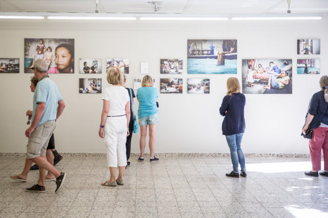 "Ausstellung ""Wanna have love?!"" in Willich"