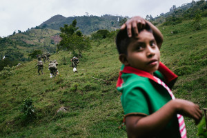 The Terrible Night - Indigenous Resistance in Colombia